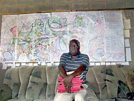 Sibusiso Mthembu: Meet The South African Man Who Have Been to Heaven Four Times