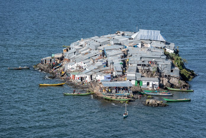 Migingo Island – The Most Densely Populated Island in the World is Located in Kenya