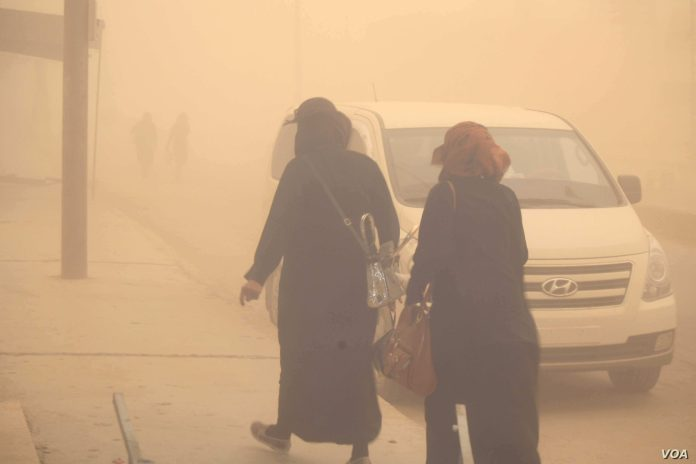 Dust Pollution Linked to Infant Mortality, Impaired Growth in Sub-Saharan Africa