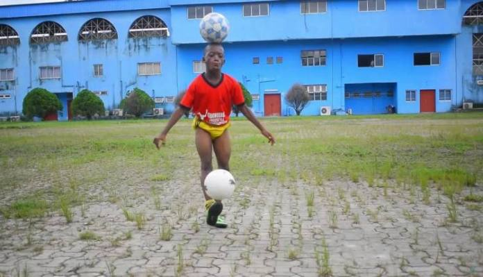 Eche Chinonso, The Youngest Nigerian In The Guinness World Record
