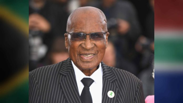 South African Anti-apartheid Icon Andrew Mlangeni Dies at 95