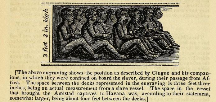 Joseph Cinque A Captured Slave Led the Amistad Slave Revolt On this day in 1839