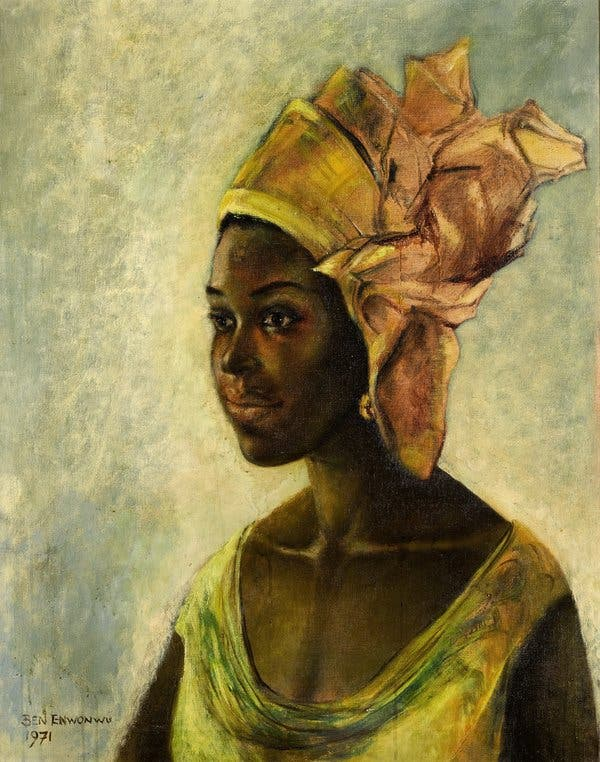 Celebrating Ben Enwonwu's 103rd Posthumous Birthday With Some of His Notable Works