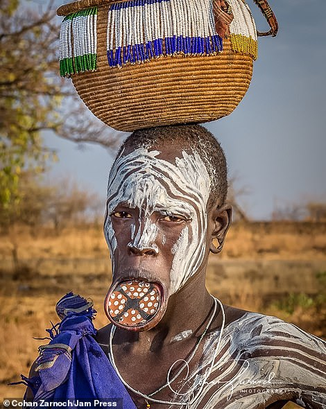 Incredible Photos of Remote African Tribes Captured by a COVID Frontline Nurse