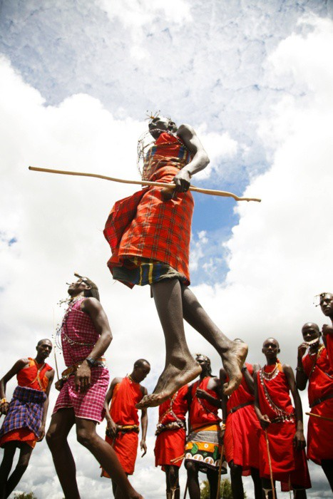 Maasai Tribe Jumping Dance: Things You Need To Know