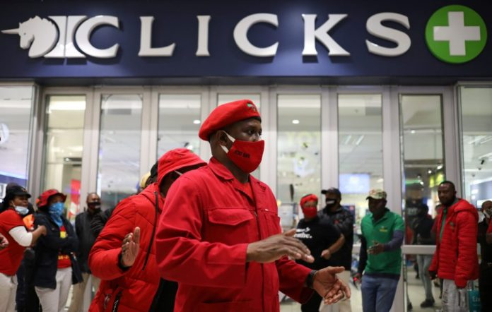 South African Retailer Clicks' Stores Damaged in Protests Over Racist Hair Advert