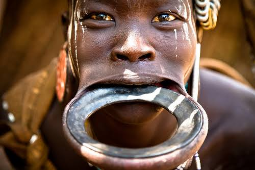 Cultural Body Modifications in Africa