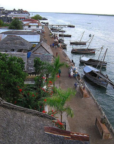 Lamu town in Kenya under threat by climate change