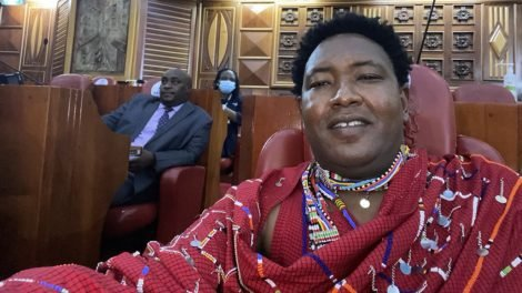 Kenya senators can now put on traditional attire to parliament