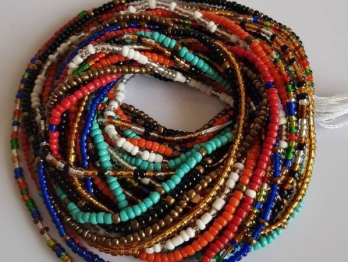 Importance Of The African Waist Beads
