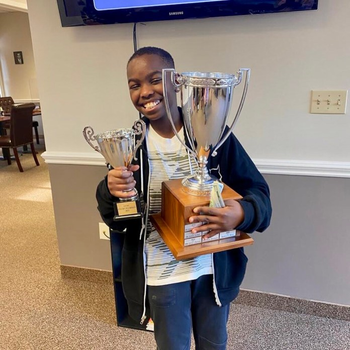 10 Year Old Nigerian Tani Adewumi Is Now a US National Chess Master