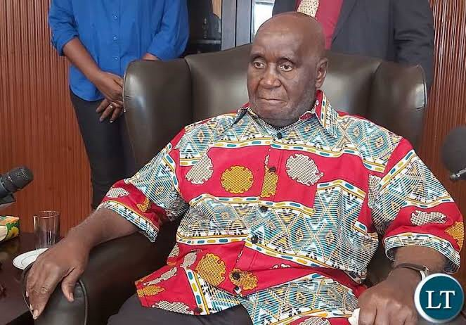 Meet 97-Year-old Kenneth Kaunda, the only African Independence Leader from the 1960s Still Alive