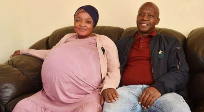 Woman in South Africa gives Birth to 10 Babies, Sets Guinness World Record