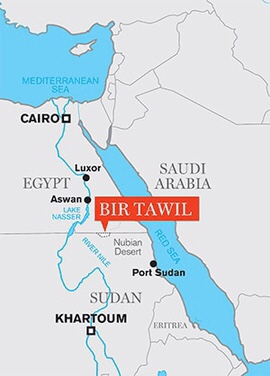 Bir Tawil: The Last Unclaimed Place On Earth