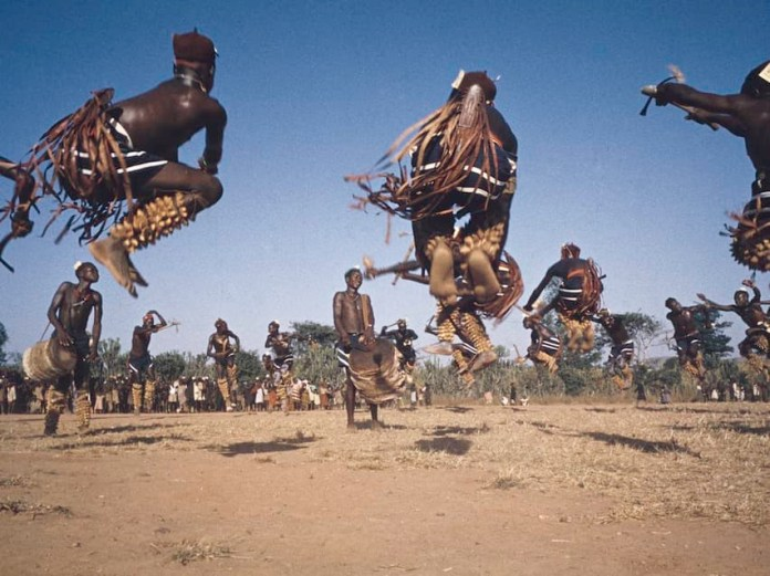 Rare 20th Century Look at Africa