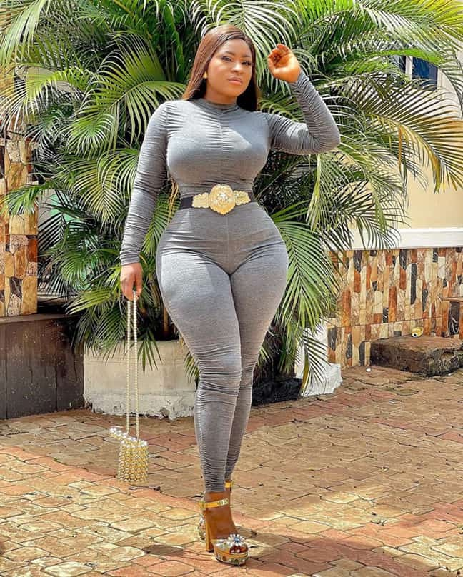 These are the Most voluptuous celebrities in Africa