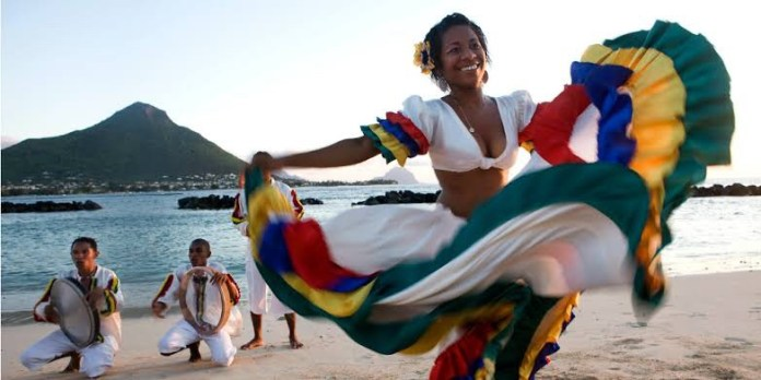 Mauritius is the most peaceful country in africa in 2021