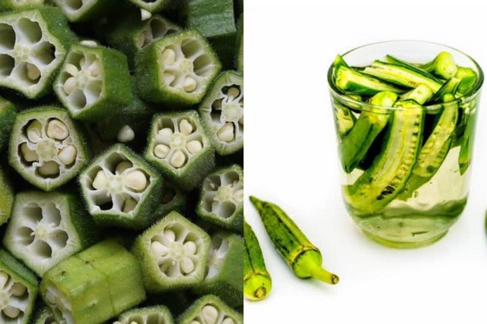 Okra Water to Boost Ovulation