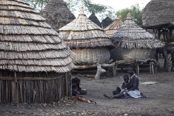 The Toposa African Tribe