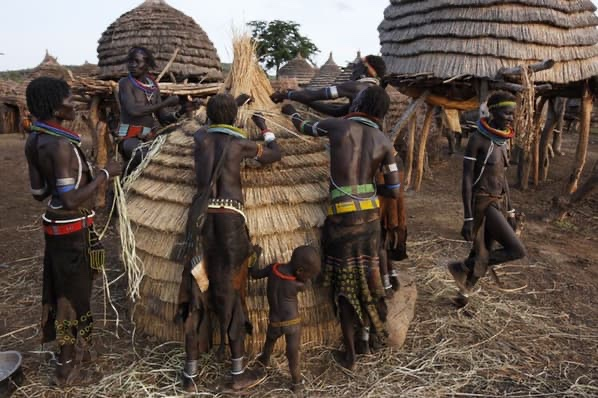 The Toposa People of South Sudan