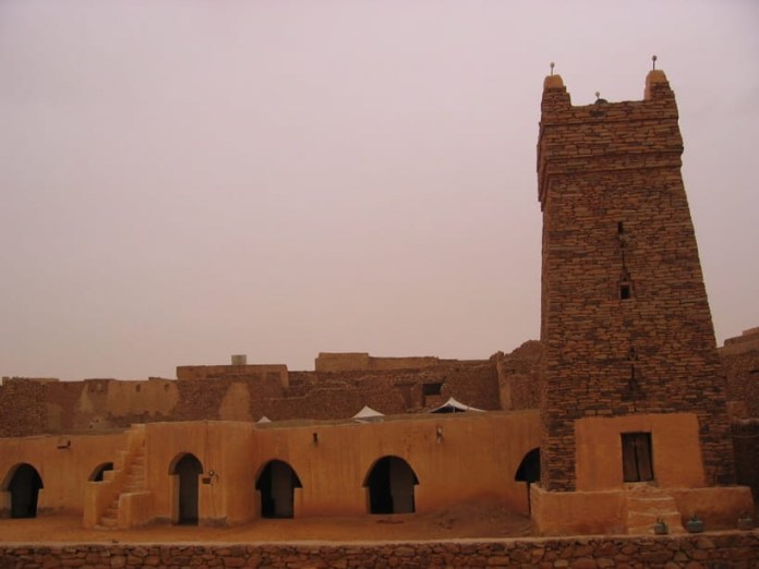 Where is the Oldest Mosque in Africa located