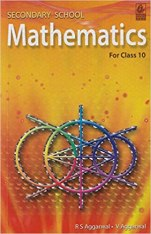 Mathematics for Class 10 by RS agrawal