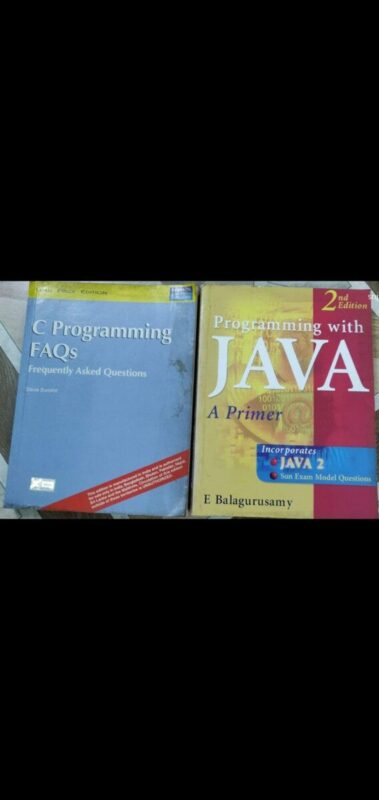 Computer science books for sale