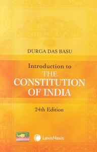 Introduction to the Constitution of India by D.D. Bose