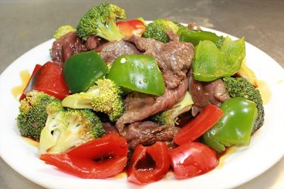 42. Beef and Broccoli
