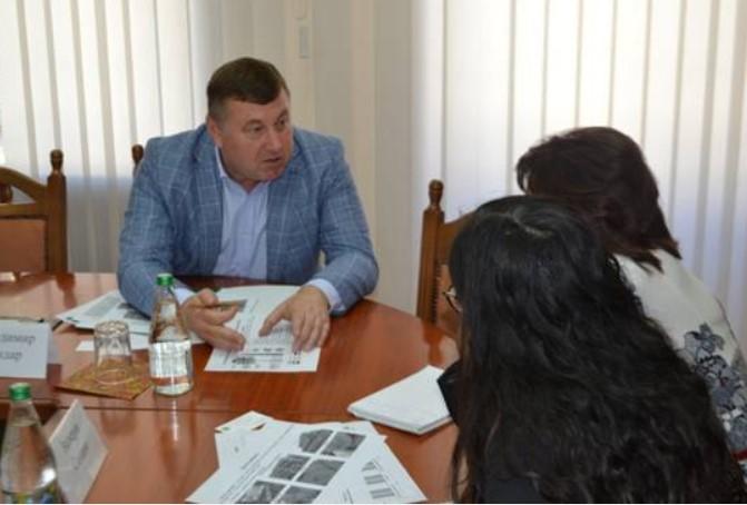 Володимир Бондар зустрівся з представником Посольства США в України Валерією Солано