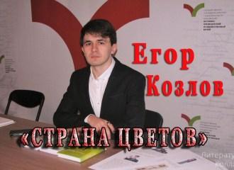 Егор Козлов. Страна цветов