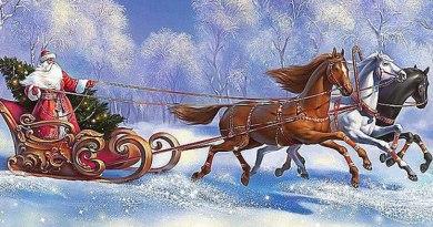 С наступающим Новым годом и Рождеством