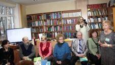 мСостоялась встреча писателей Гомеля и Смоленска