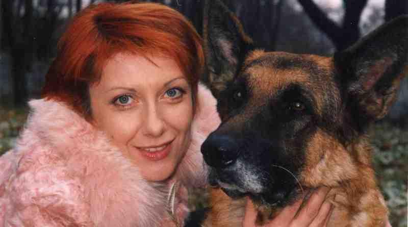 Оксана Сташенко — заслуженная артистка России