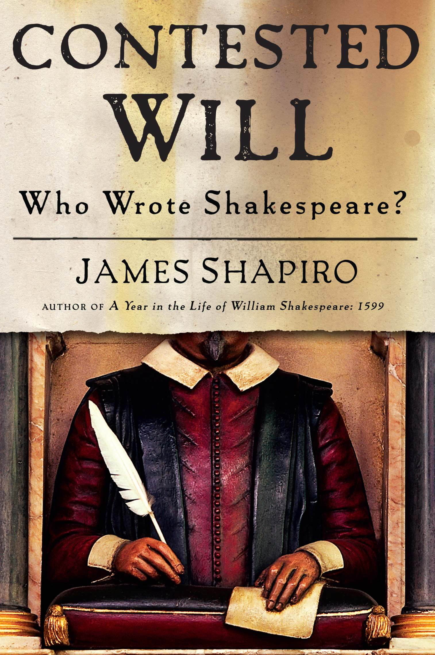 Projecting Shakespeare Contested Will Explores The