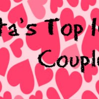 Happy Valentines !!: Lita's Top 10 Anime Couples