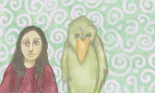 ילדה וציפור 5-11-12
