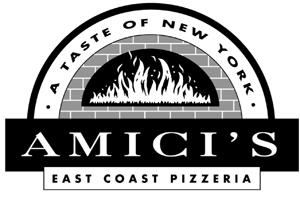 Amici's Pizzeria logo