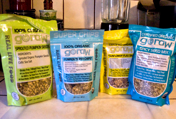 Go Raw Seed Mixes