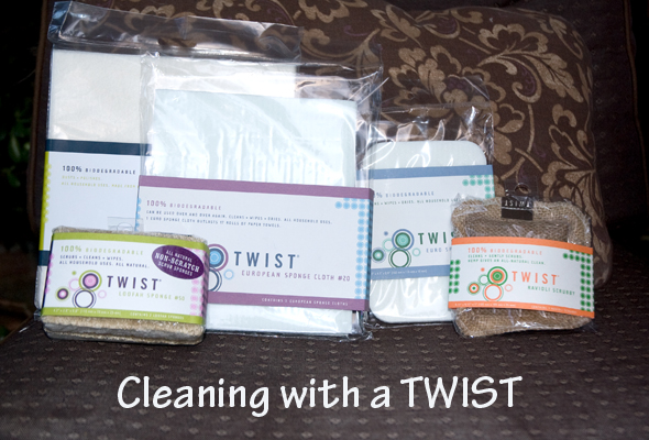 Twist Cleaning Supplies