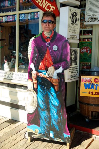 Virginia City Cowboy Pops