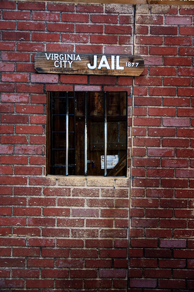 Virginia City Jail