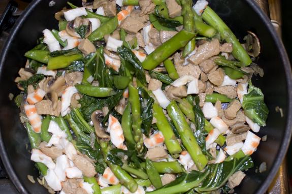 veggie mix dish