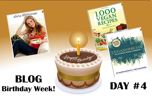 Blog Birthday Week Day #4