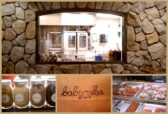 Babycakes Bakery at Downtown Disney