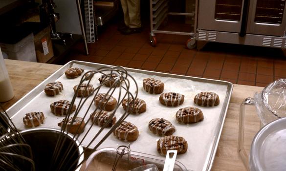 Babycakes cinnamon rollse