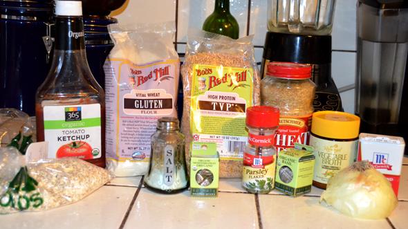grain loaf ingredients