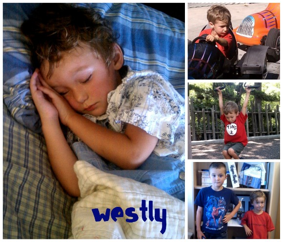 Westly Age 3