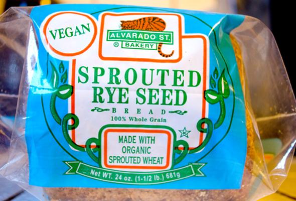 Vegan Rye Bread