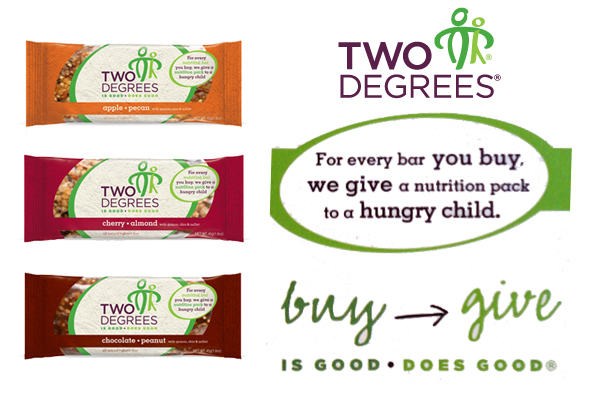 Two Degrees Snack Bars